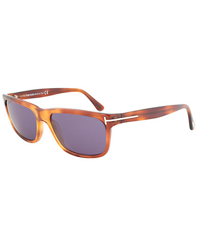 Tom Ford Unisex Hugh Sunglasses
