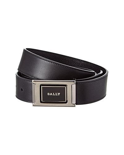 Bally Deriu Adjustable & Reversible Leather Belt