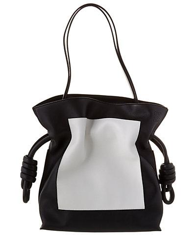 Loewe Flamenco Leather Knot Bag