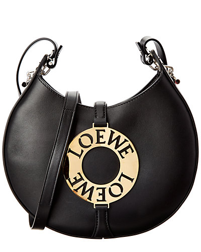 Loewe Joyce Small Leather Shoulder Bag