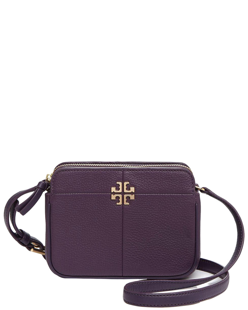 6aed3ddf51e Tory Burch Ivy Micro Leather Crossbody In Nocolor