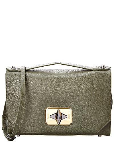 Treesje Harlow Leather Crossbody Bag