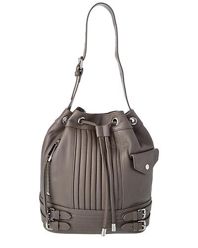 Linea Pelle Rowan Leather Bucket Bag