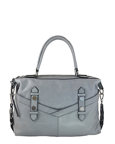 Joelle Hawkens by Treesje Isabel Leather Satchel