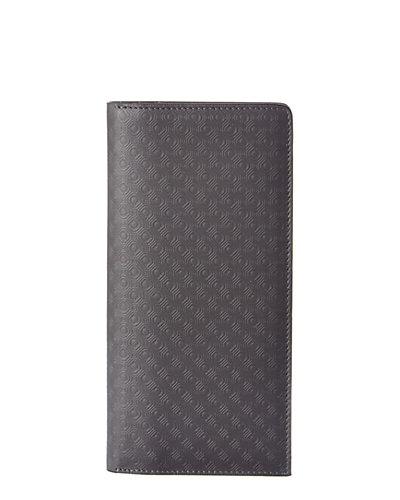 Salvatore Ferragamo Gancio NY Leather Breast Pocket Wallet