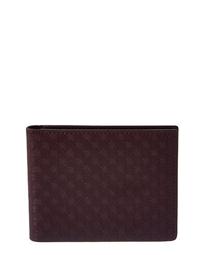 Salvatore Ferragamo Gancio NY Leather Wallet