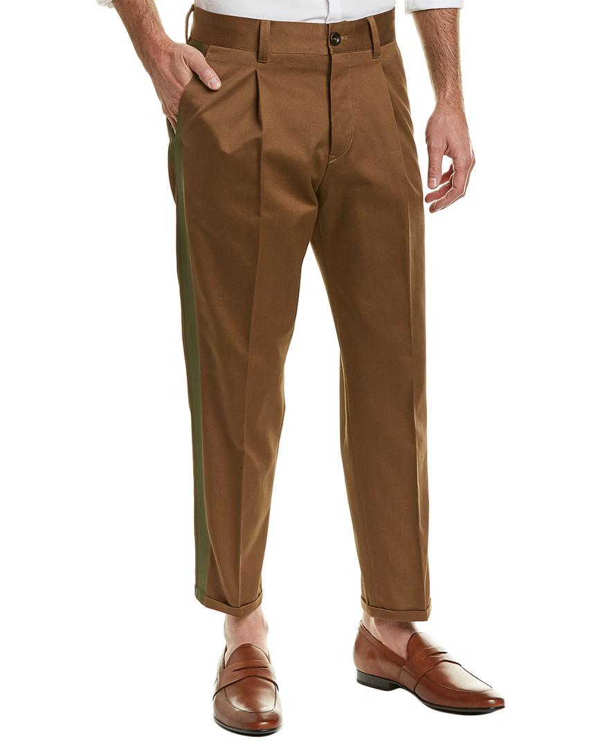 PT FORWARD Pant in Brown