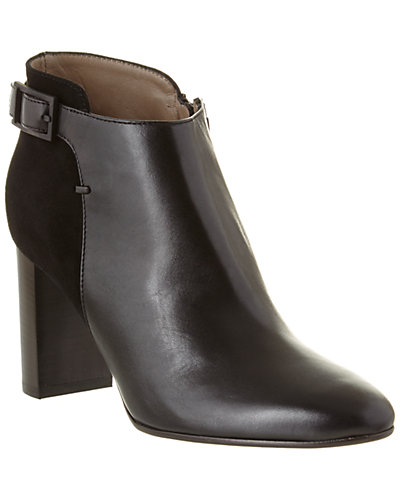 Aquatalia Verona Waterproof Leather & Suede Bootie