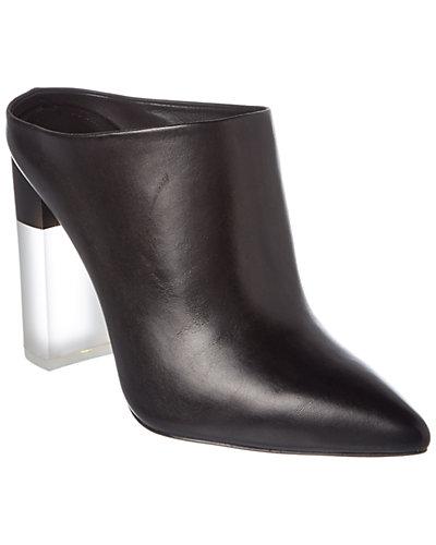 Pour La Victoire Capricl Leather Mule