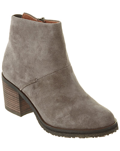 Gentle Souls Blakely Suede Ankle Boot