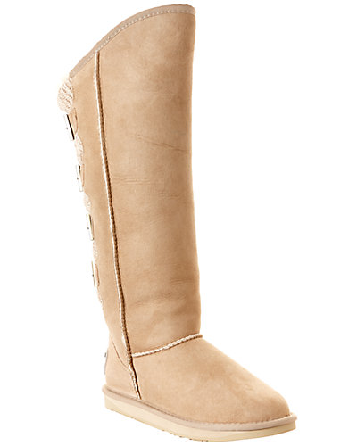 Australia Luxe Collective Spartan Suede Tall Boot