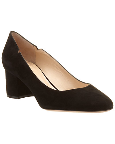 Bruno Magli Lisa Suede Pump