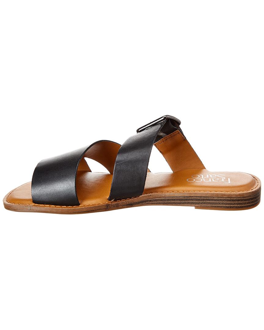 Franco-Sarto-Gevira-Leather-Sandal-Women-039-s thumbnail 6