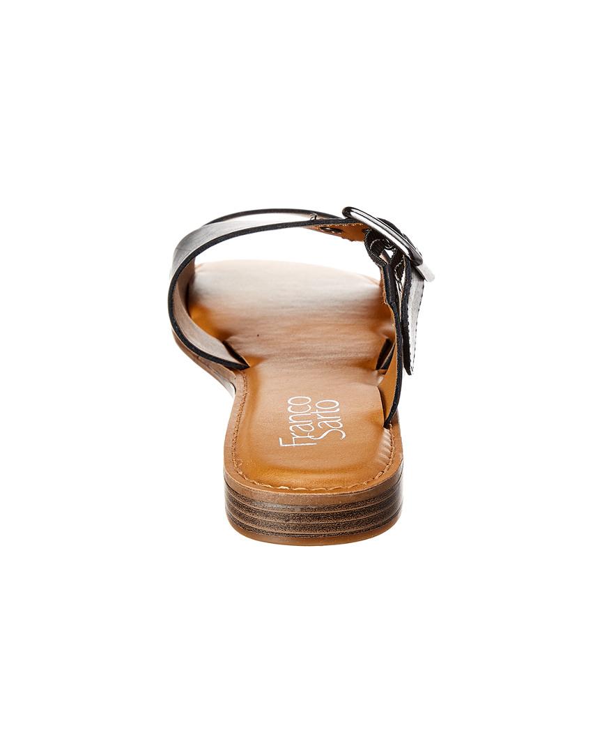 Franco-Sarto-Gevira-Leather-Sandal-Women-039-s thumbnail 7