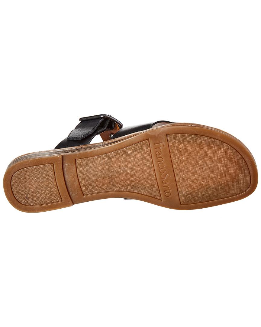 Franco-Sarto-Gevira-Leather-Sandal-Women-039-s thumbnail 8