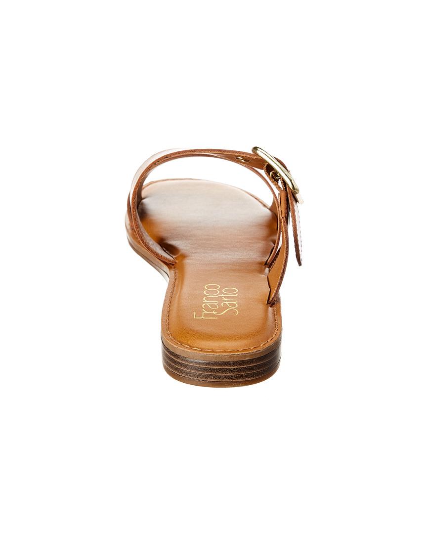 Franco-Sarto-Gevira-Leather-Sandal-Women-039-s thumbnail 11