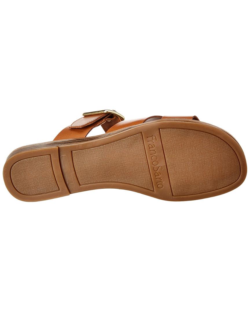 Franco-Sarto-Gevira-Leather-Sandal-Women-039-s thumbnail 12