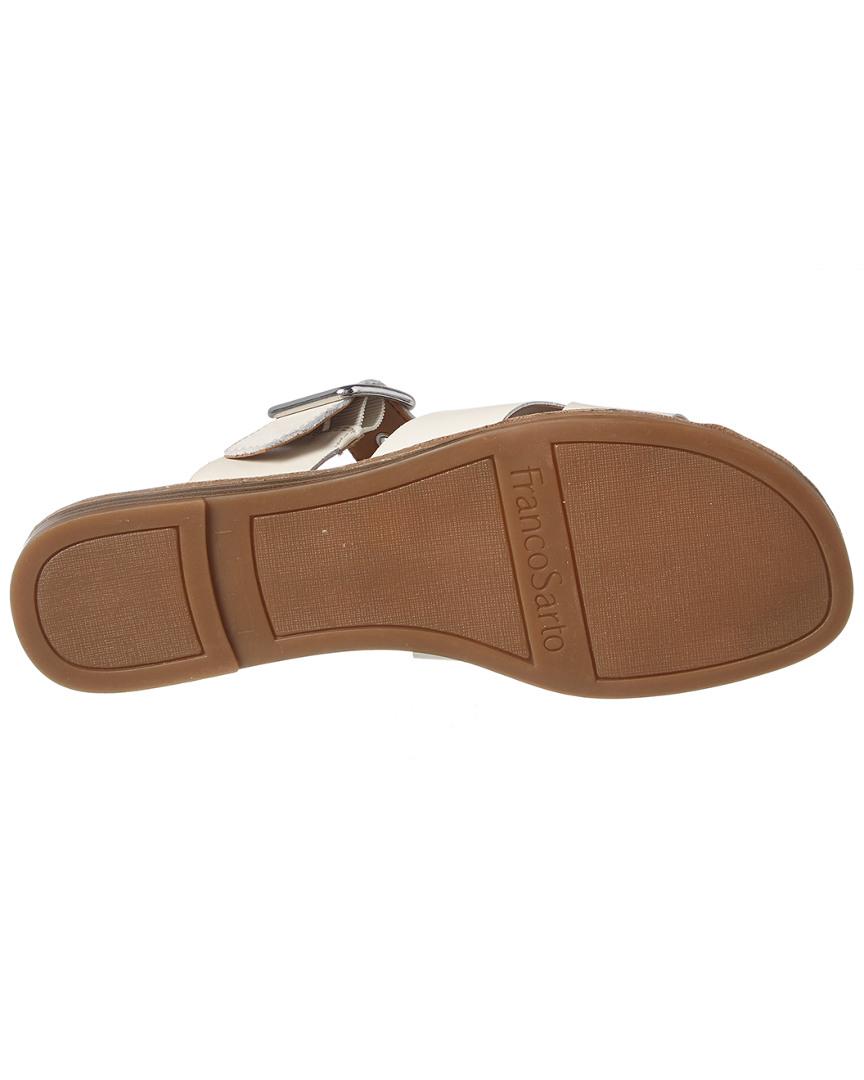 Franco-Sarto-Gevira-Leather-Sandal-Women-039-s thumbnail 16
