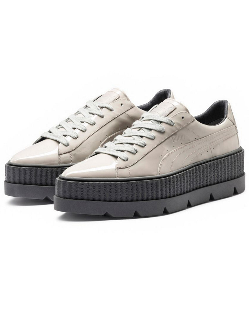 Fenty X Puma Pointy Creeper Patent Sneaker  858589c8c25a
