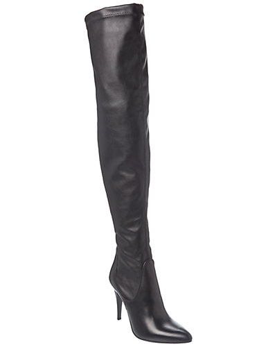 Charles David Katerina Leather Over-The-Knee Boot