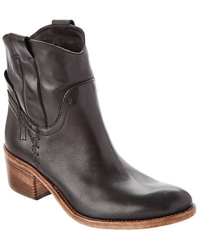 Alberto Fermani Volo Leather Ankle Boot