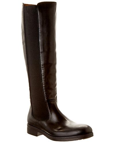 Alberto Fermani Lia Leather Tall Boot