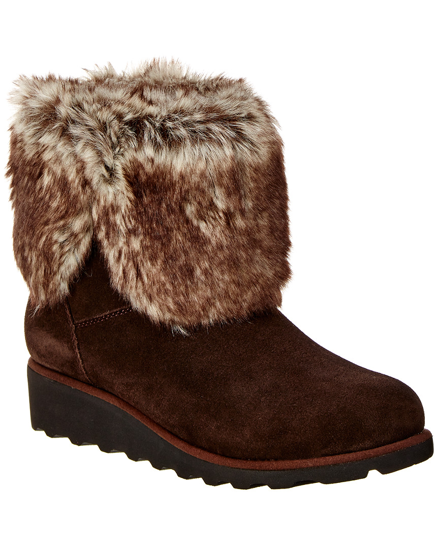632acf6be25a Bearpaw Marlene Never Wet Water-Resistant Suede Boot