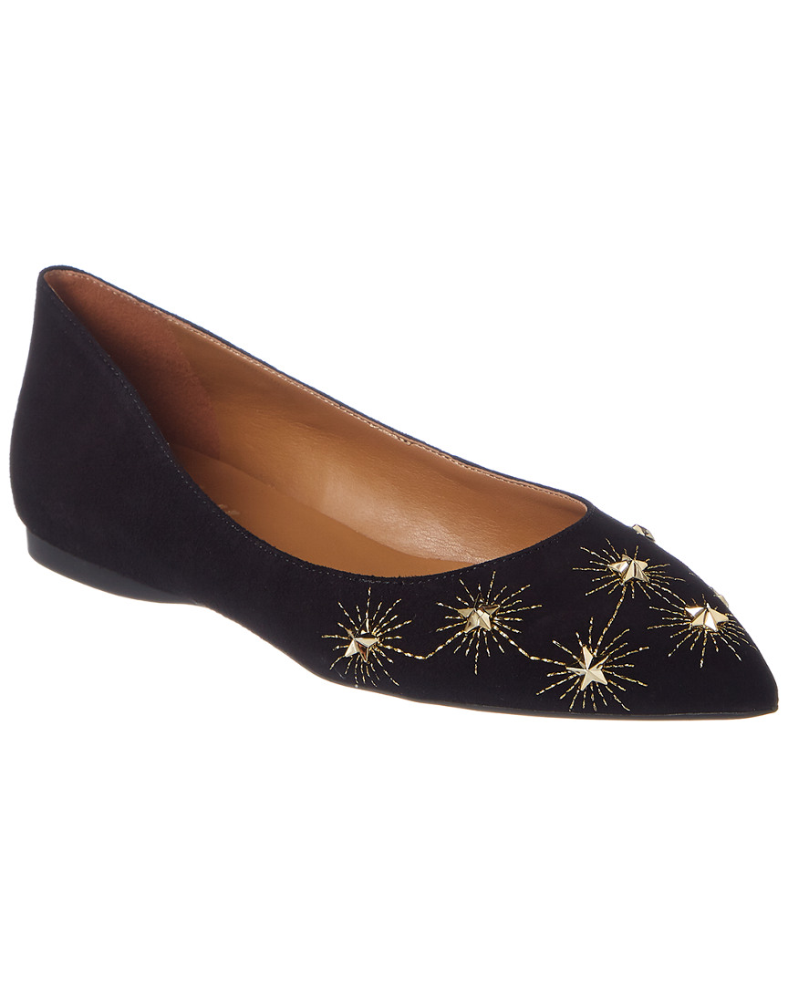 French Sole SHANIA SUEDE FLAT