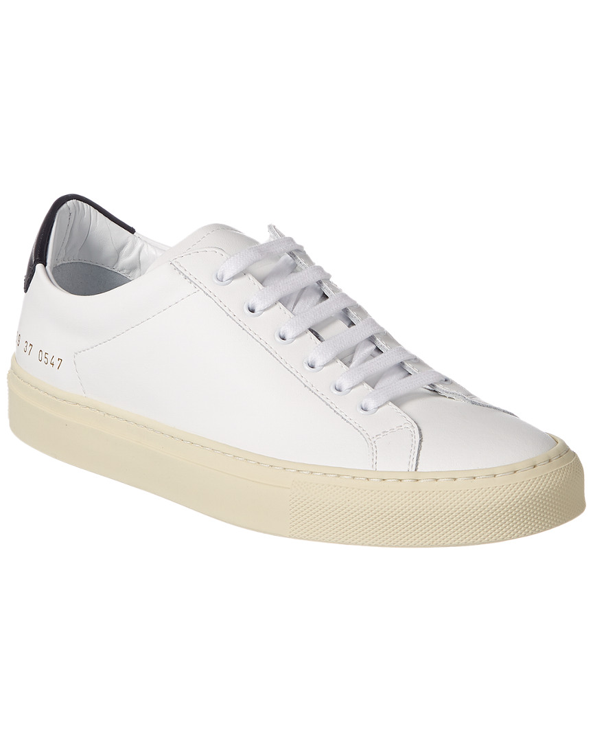 Common Projects ACHILLES LEATHER SNEAKER