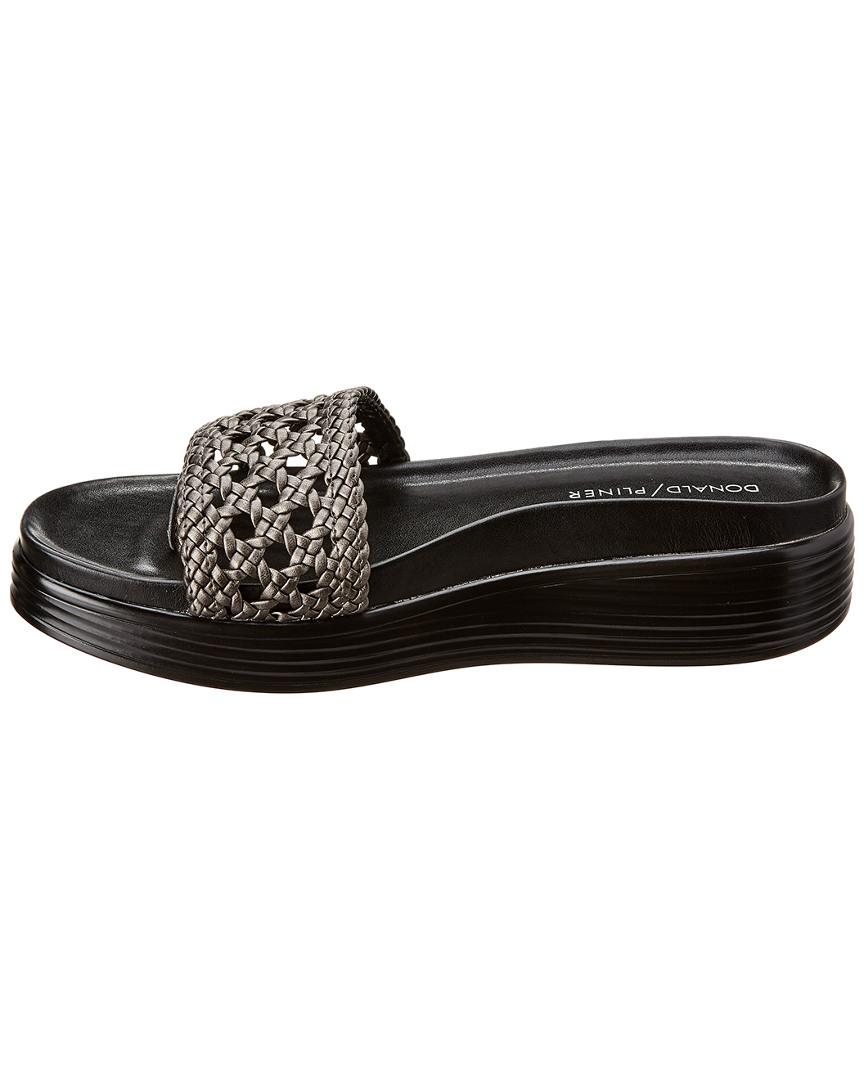 Donald-Pliner-Fiji-Leather-Sandal-Women-039-s thumbnail 10