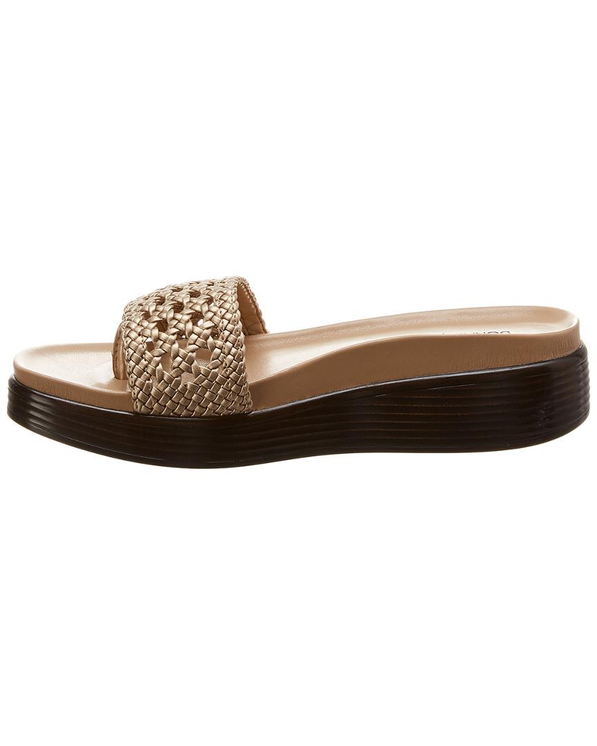 Donald-Pliner-Fiji-Leather-Sandal-Women-039-s thumbnail 14