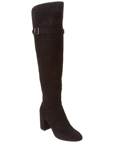 Pour La Victoire Dania Suede Over-The-Knee Boot