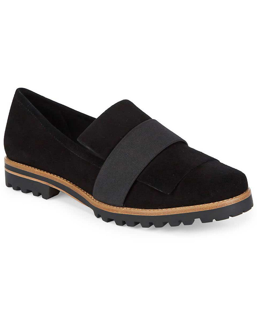 SATIN BAND LOAFERS