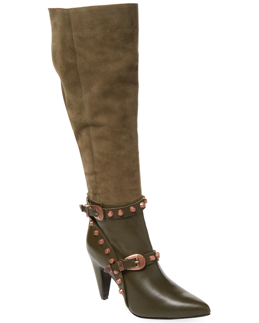 PARACHUTE LEATHER BOOT