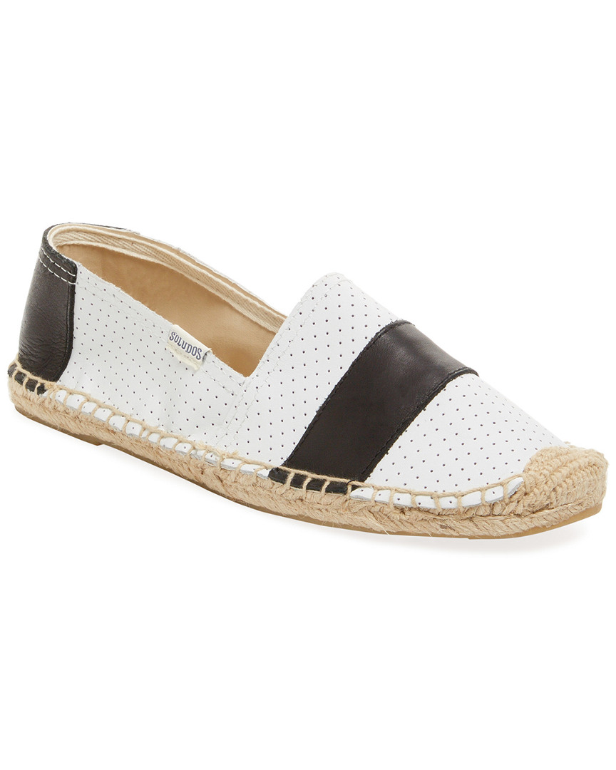 Soludos ORIGINAL PERFORATED BARCA ESPADRILLE