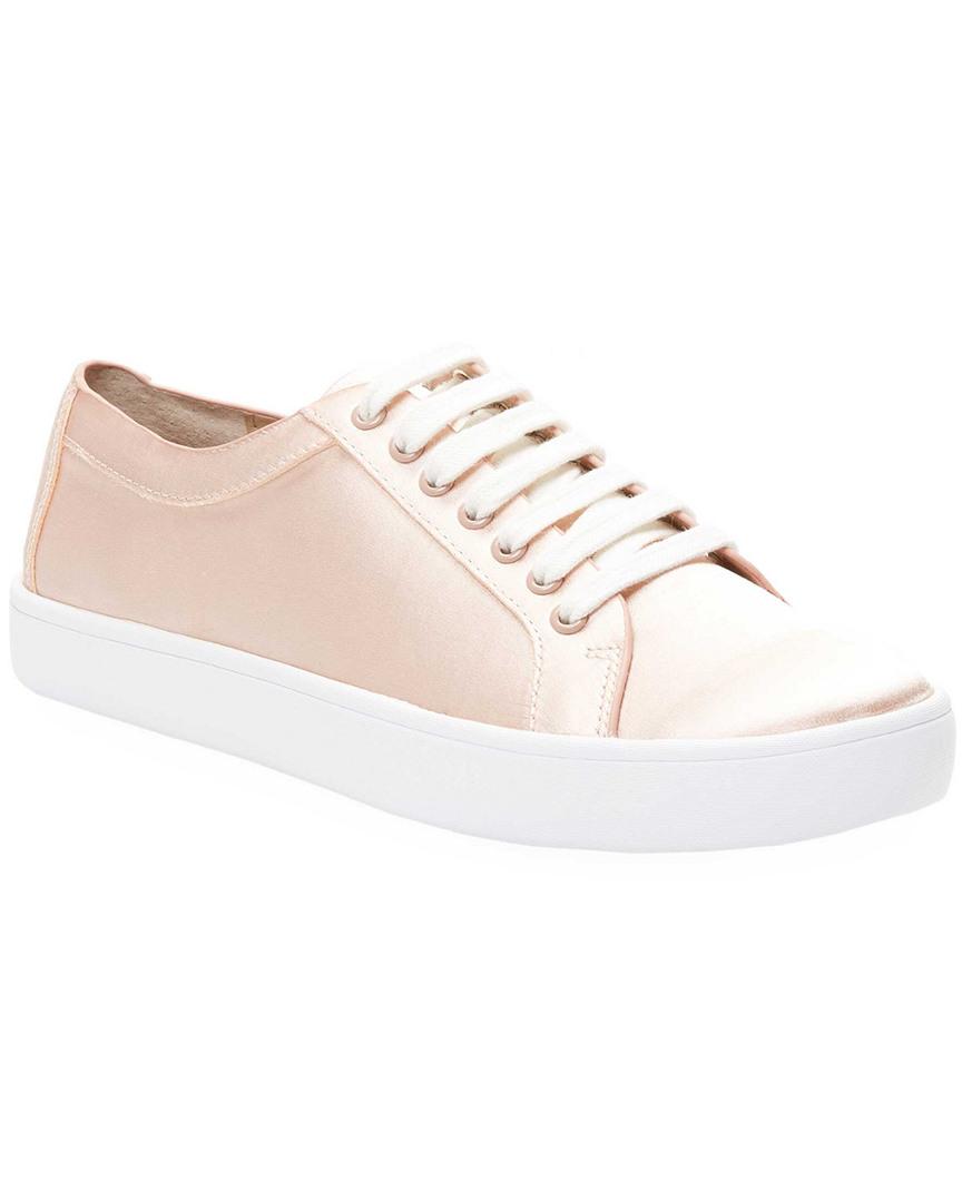 Saks Fifth Avenue Avenue Avenue Satin Sneaker ccd318