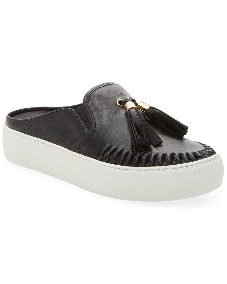 ANDE LEATHER MULE