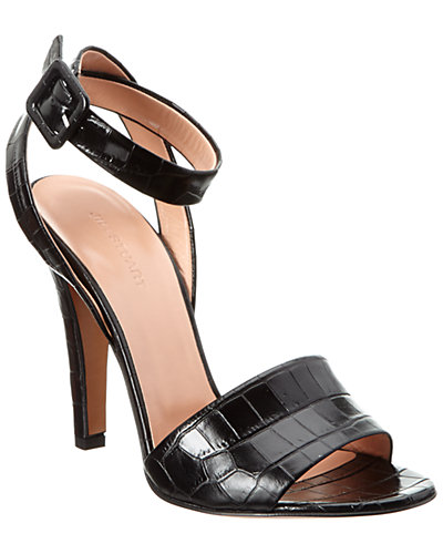 Jill Stuart Clementine Leather Sandal