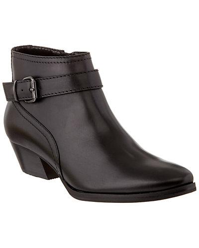 Aquatalia Fanny Waterproof Leather Bootie