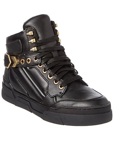 Ash Women's FlAsh Women's Leather Sneaker