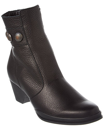 Arche Genova Leather Bootie