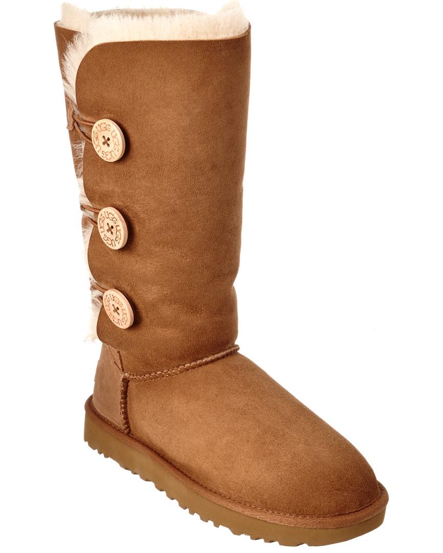 ugg women's bailey button boot ebay