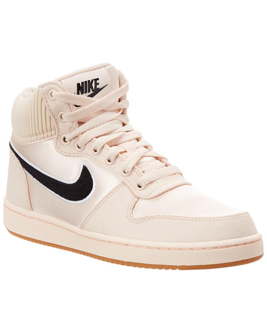 official photos 2bccb d16f4 Nike Women s Ebernon Mid Premium Sneaker