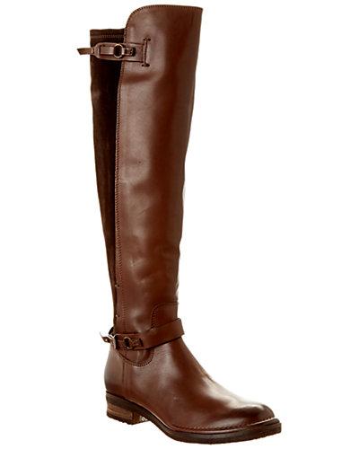 Alberto Fermani Adria Leather Tall Boot