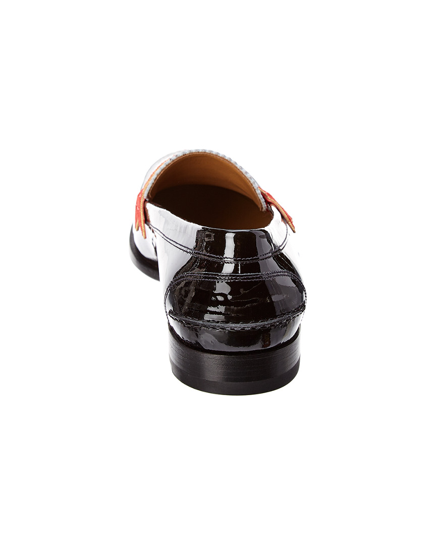 0711cfeaa1d Details about Christian Louboutin Monnono Patent Penny Loafer