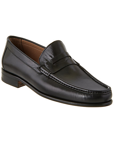 Bruno Magli Bricco Leather Loafer