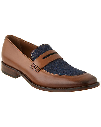 Bruno Magli Tosca Leather Loafer