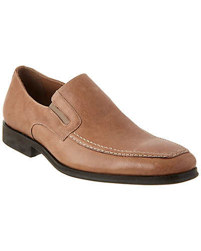 Bruno Magli Raging Leather Loafer