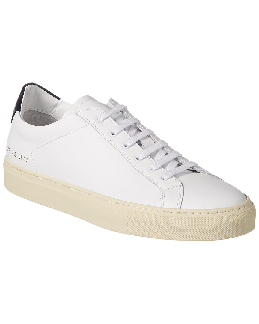 Common Projects Leathers ACHILLES LEATHER SNEAKER