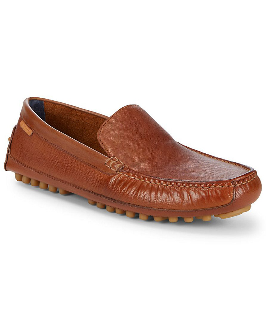 COLE HAAN COBURN LEATHER DRIVER